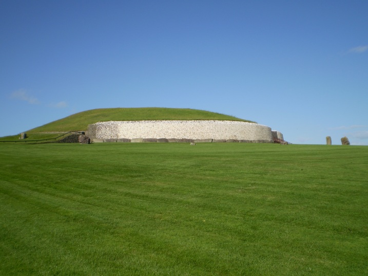 Newgrange, part of the prehistoric Brú na Bóinne complex