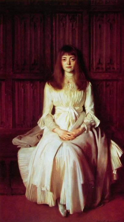 """John Singer Sargent, """"Miss Elsie Palmer"""""""