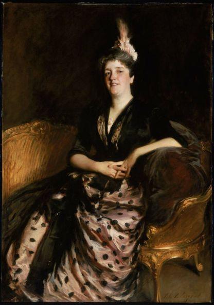 John Singer Sargent - Mrs. Edward Darley Boit