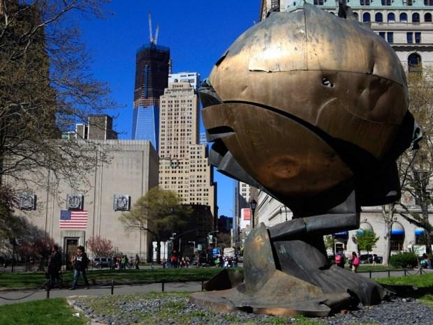 The Sphere Battery park