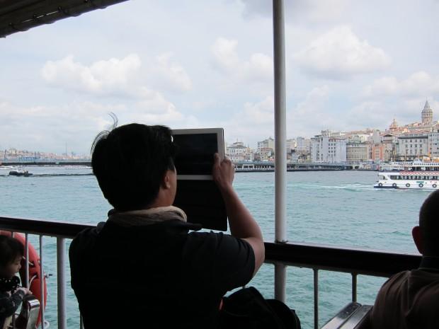 iPad as a vacation camera