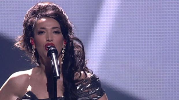 Nina Zilli from Eurovision 2012