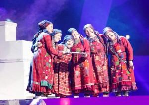 Russia Eurovision 2012