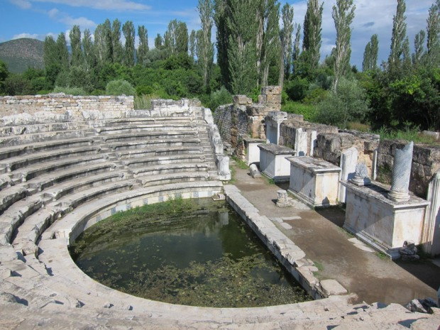 Bouleuterion (Council House) - Aphrodisias, Turkey