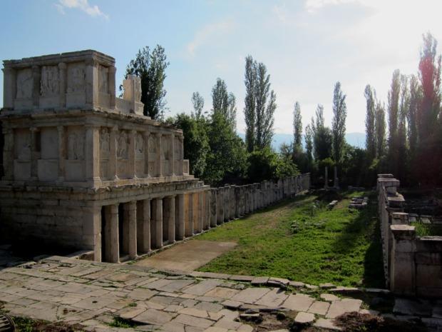 Sebasteion - Aphrodisias, Turkey