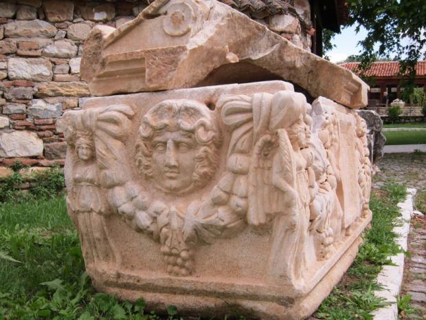 Tomb - Aphrodisias, Turkey