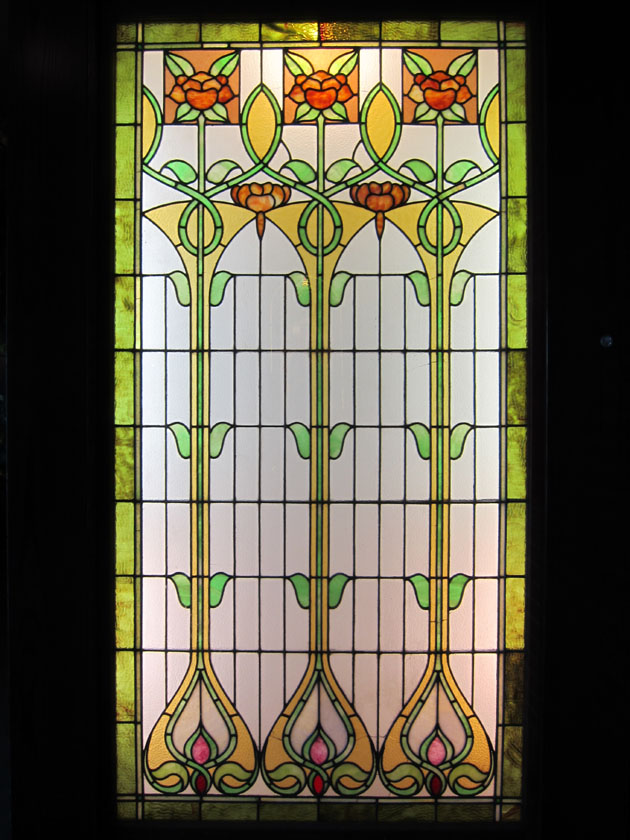 museum of stained glass windows navy pier chicago