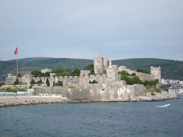 Bodrum Castle, Turkey