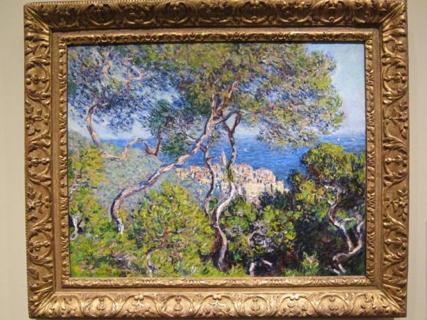 Monet - Bordighera