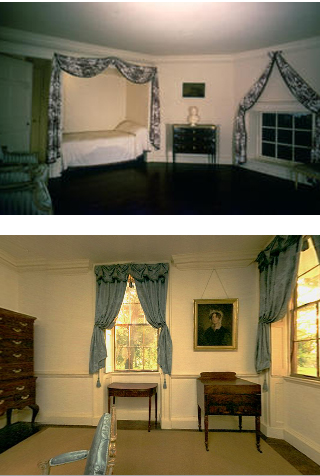 Monticello North Square rooms