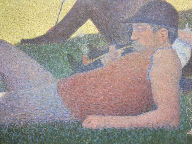 Seurat - worker detail