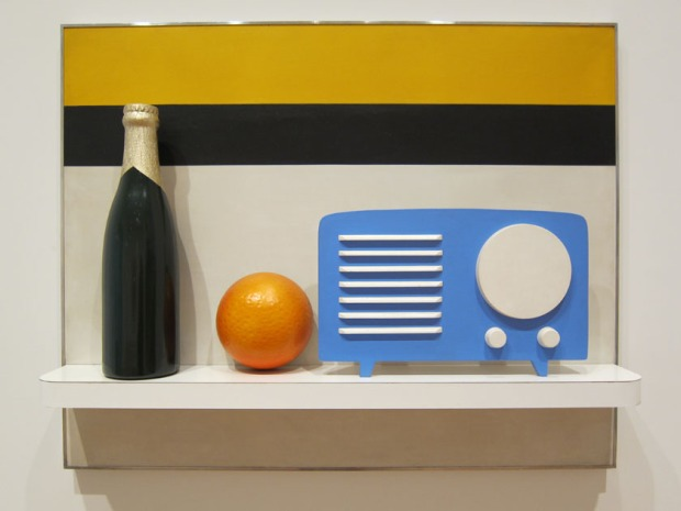 Tom Wesselmann - Still Life #41