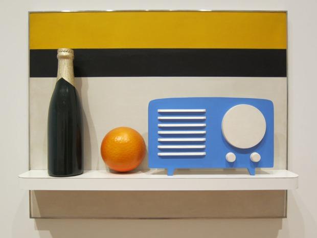 Tom Wesselmann - Still Life #41