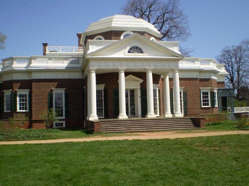 Thomas Jefferson Daydream Tourist