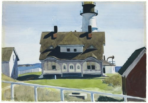 Hopper Cape Elizabeth house hartford