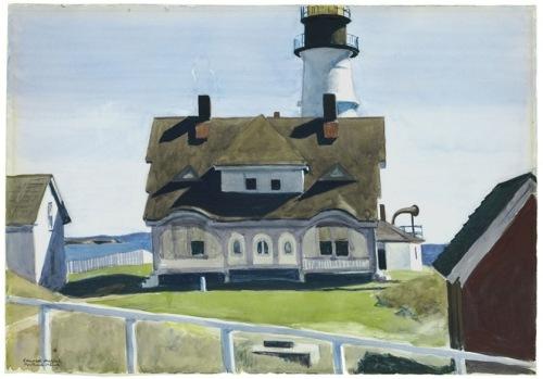 Hopper Cape Elizabeth house hartford