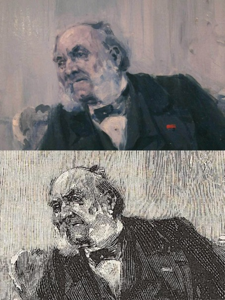 Friedrich Wahle - old man closeups