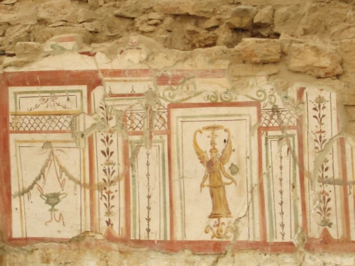 Terrace House wall fresco, Ephesus