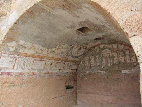 Terrace House fresco ceiling, Ephesus