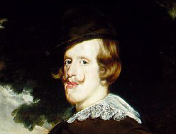velazquez philip IV as hunter