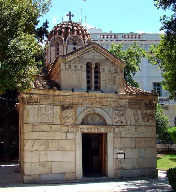 Panagia Gorgoepikoos, Athens