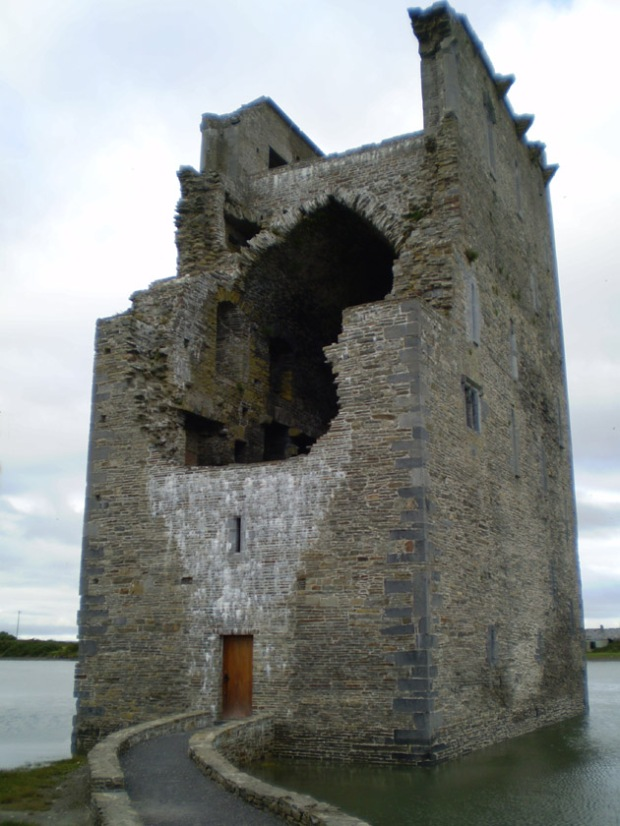 Carrigafoyle Castle