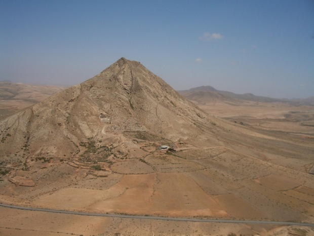 Mount Tindaya, Fuerteventura, Canary Islands