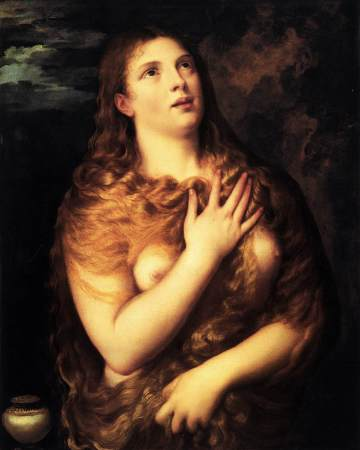 Titian - St. Mary Magdalene