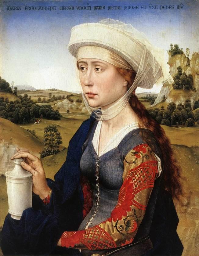 Rogier van der Weyden - Mary Magdalene