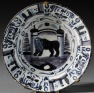 Dutch Delft Lion Charger