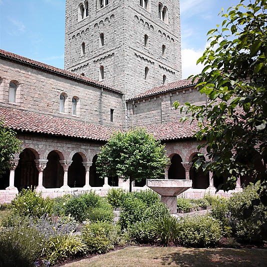 Saint-Michel-de-Cuxa, Cloisters, New York City