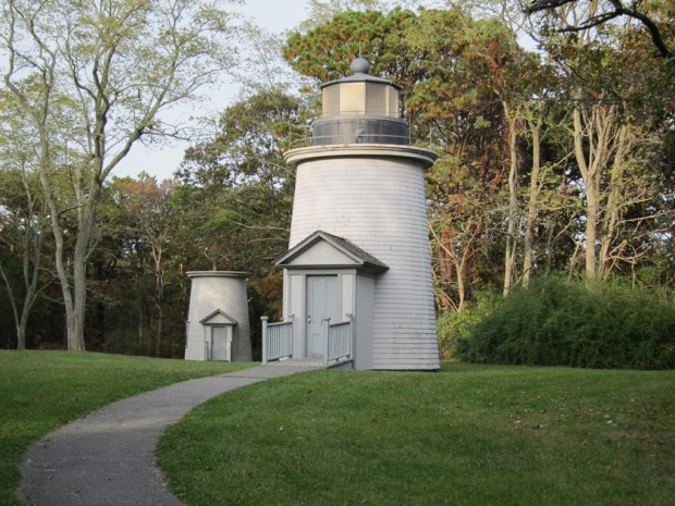 Three Sisters Lighthouses, Cape Cod