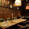 Dutch dining room interior