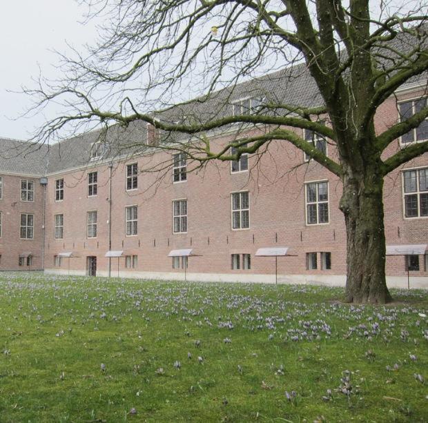 Hermitage Courtyard, Amsterdam