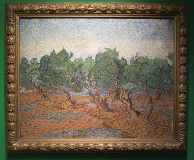 "Vincent Van Gogh, ""Saint Remy, 1889"", Van Gogh Museum, Amsterdam"
