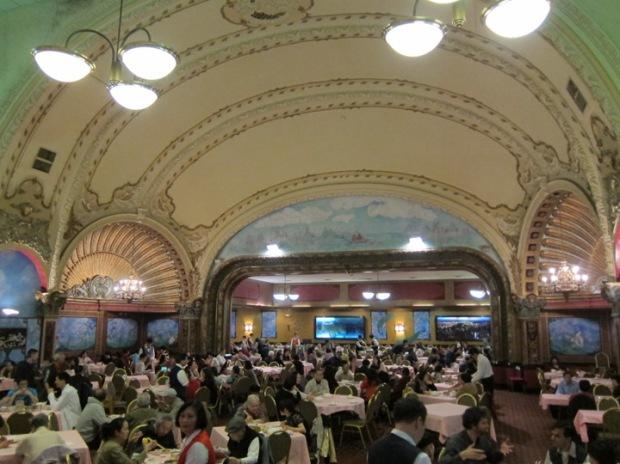Empire Garden Chinese restaurant and theater, Boston