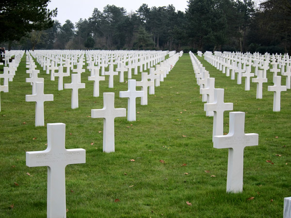 Normandy American Cemetary