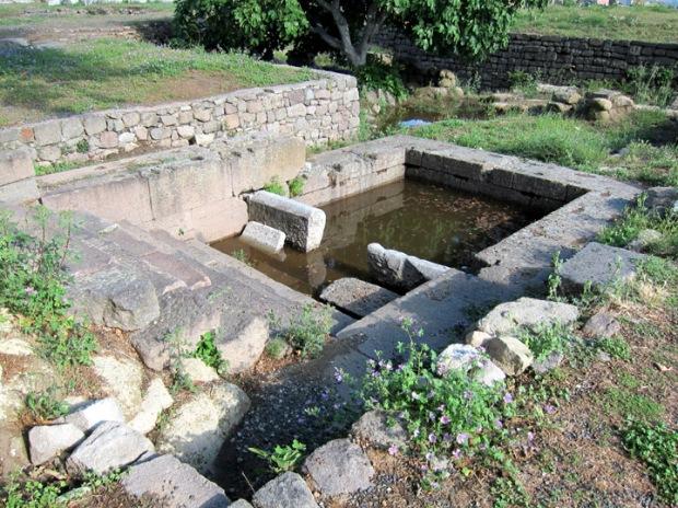 healing pond, Ascelpium, Pergamon