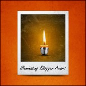 illuninating blogger award