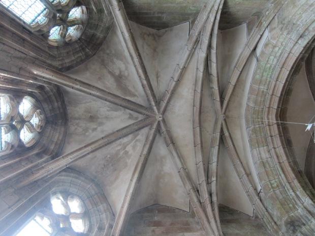 abbey church, Mont Saint Michel