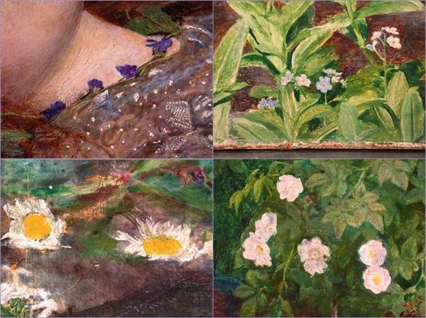 Ophelia flowers
