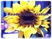 readers appreciation award