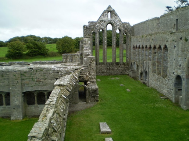 Ardfert Abbey, Ireland