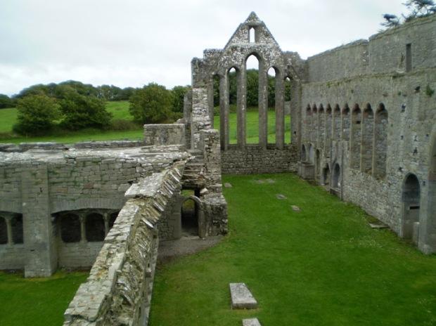Ardfert Abbey, Ireland