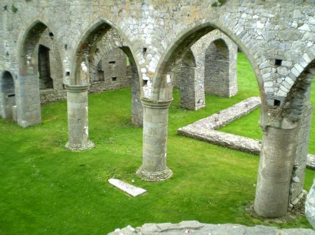 Ardfert abbey arches