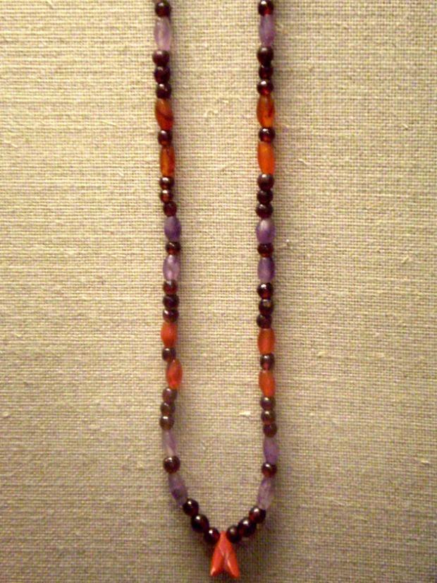 Egyptian bead jewelry