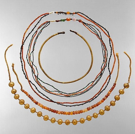 Egyptian jewelry
