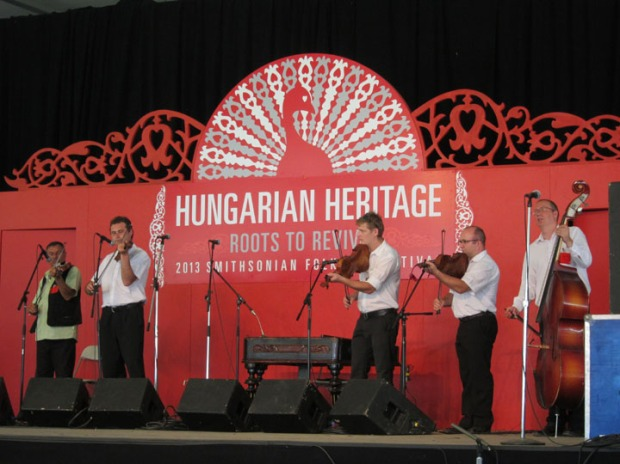 Transylvanian Roma Fiddlers, Smithsonian Folklife Festival