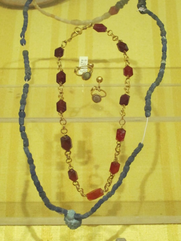 Hierapolis Roman jewelry