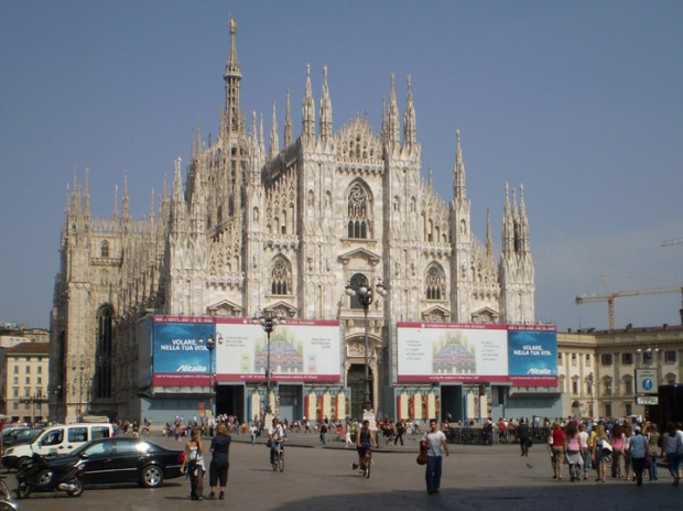 milan cathdral